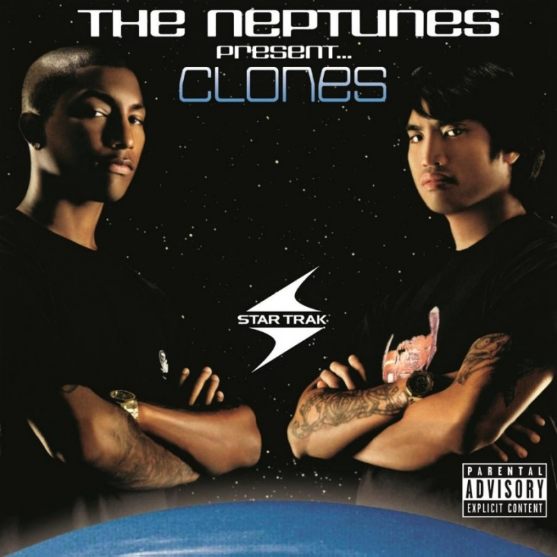 The Neptunes Prents Clones - 2 x Vinyl LP MOVLP1551