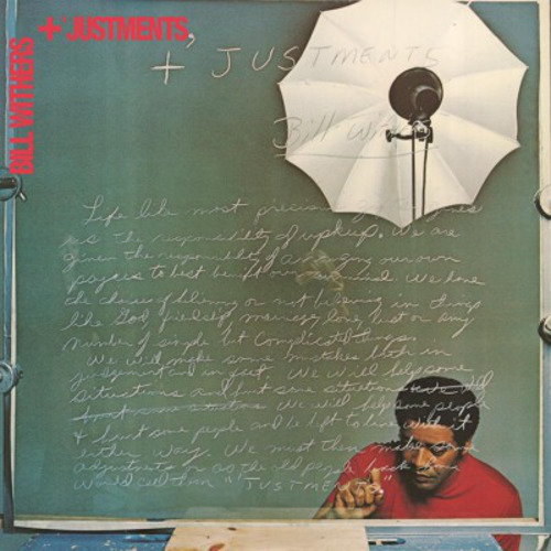 Bill Withers - +Justments 180g Vinyl LP