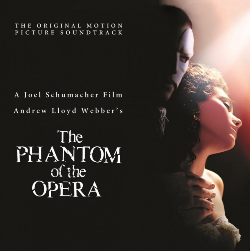 The Phantom of the Opera OST vinyl LP - Really Useful Records MOVATM078T