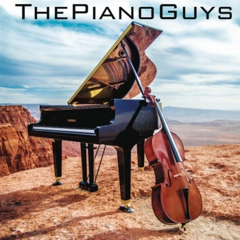 The Piano Guys - The Piano Guys 180g Vinyl LP MOVCL020