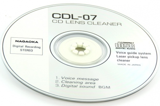 Nagaoka CDL-07 CD Lens Cleaner