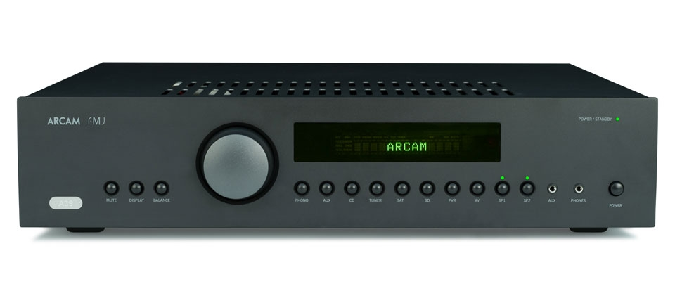 Arcam FMJ A39 Integrated Amplifier- Reduced from £1249.00