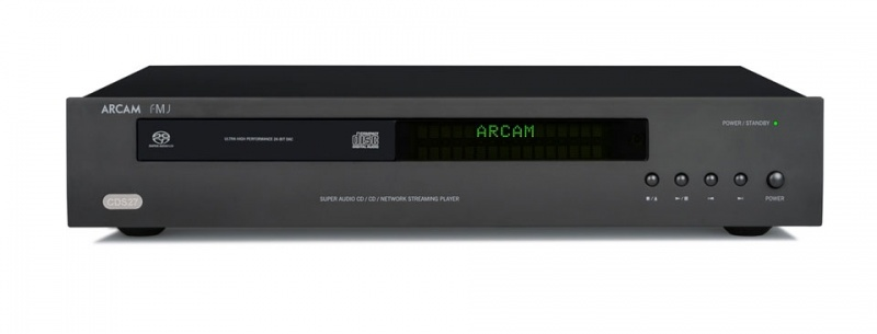Arcam CDS27 Audiophile CD / SACD Player & Streamer