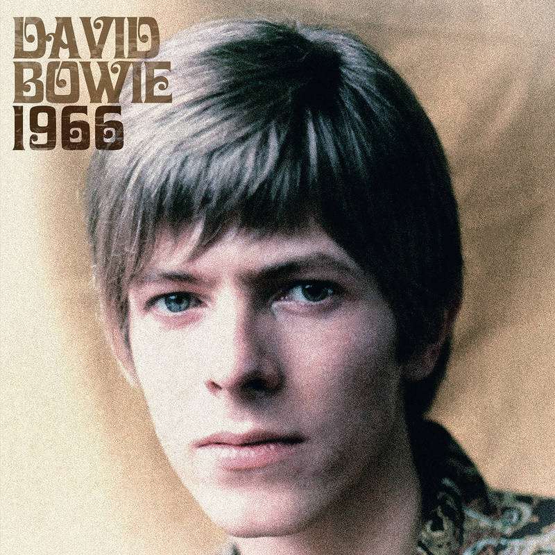 David Bowie - 1966 Record Store Day Special 50th Anniversary Release Vinyl LP BMG16004V