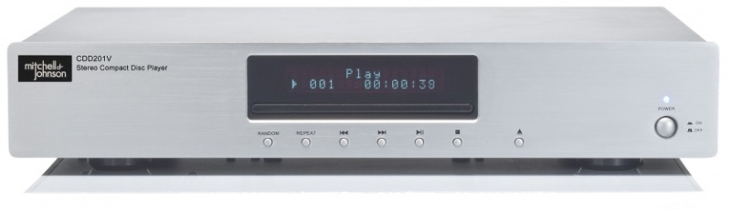 Mitchell & Johnson CDD201V Stereo Compact Disc Player