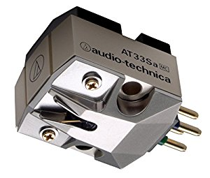Audio Technica AT33SA Dual Moving Stereo Cartridge