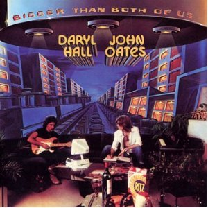 Daryl Hall & John Oates - Bigger Than Both Of Us 180 Gram Vinyl LP