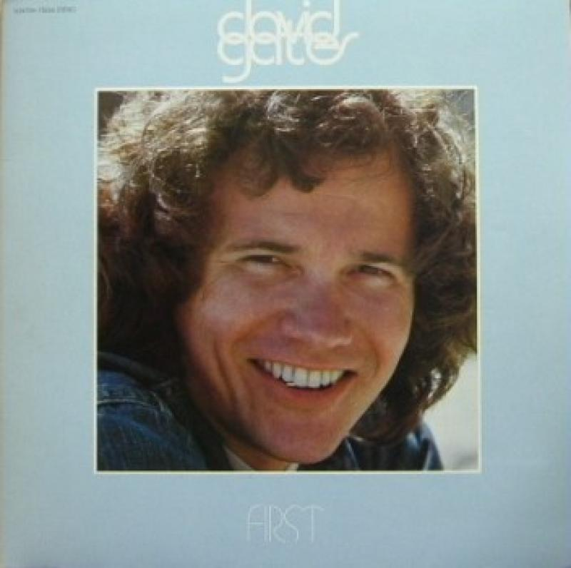 David Gates - First 180g Vinyl LP