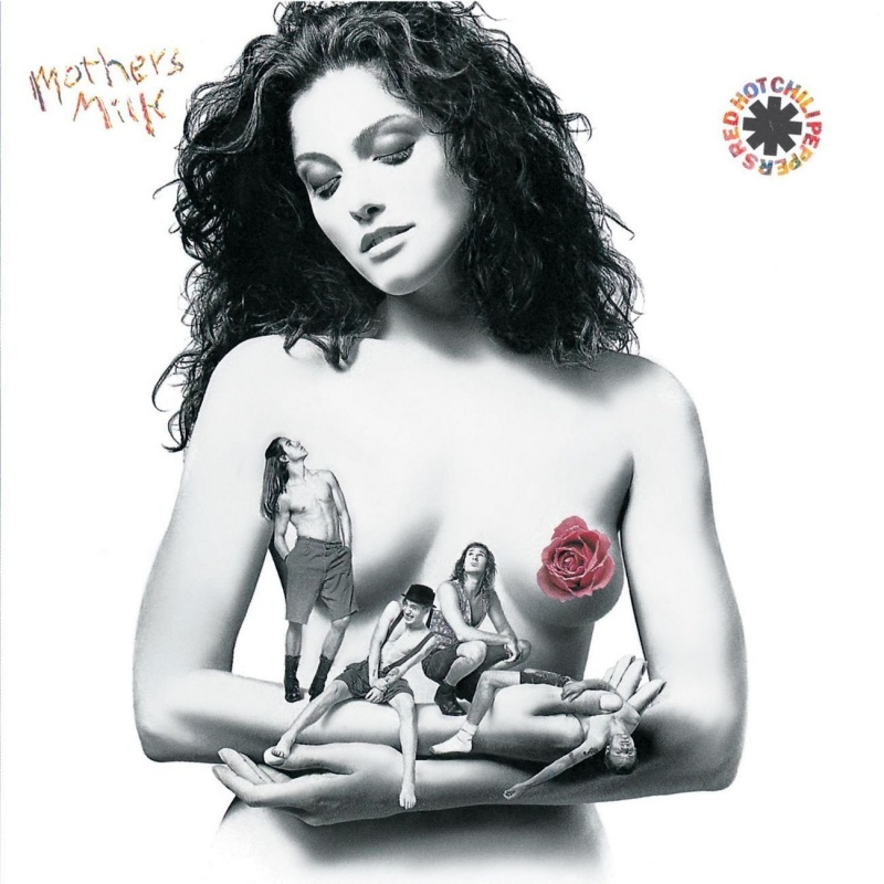 Red Hot Chili Peppers - Mothers Milk 180g Vinyl LP 5099969817212