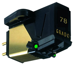 Grado Prestige 1 78E Moving Magnet Cartidge