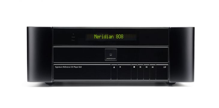 Meridian 808V6 Signature Reference CD Player