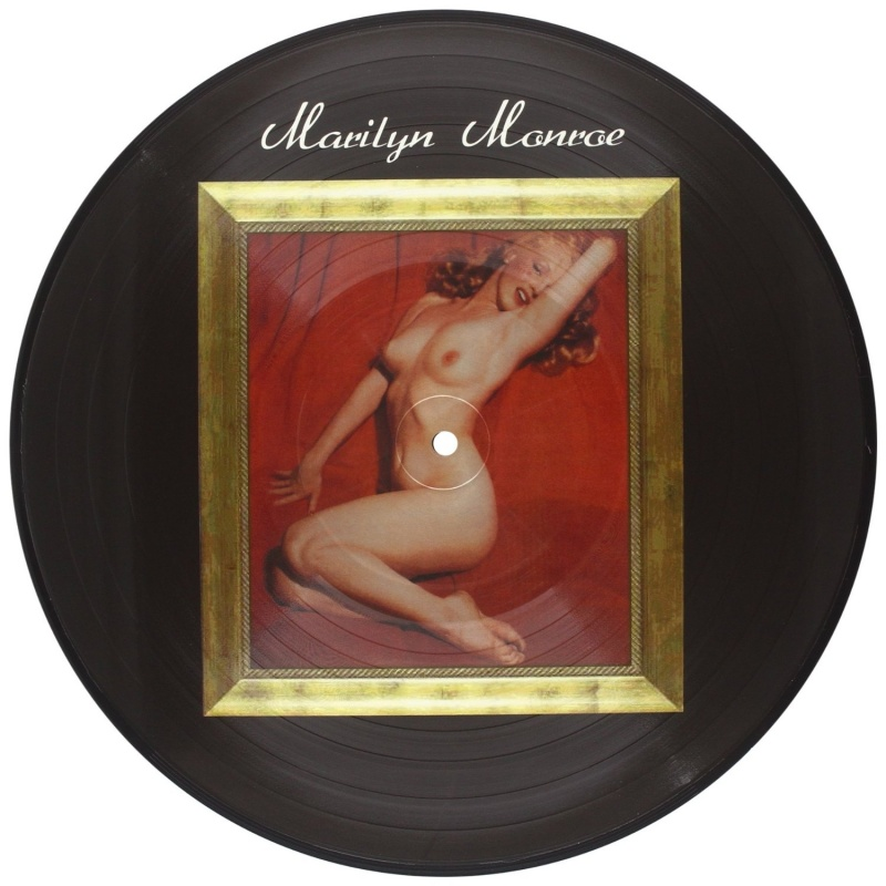 Marilyn Monroe - Who Else? Picture Disc Vinyl LP