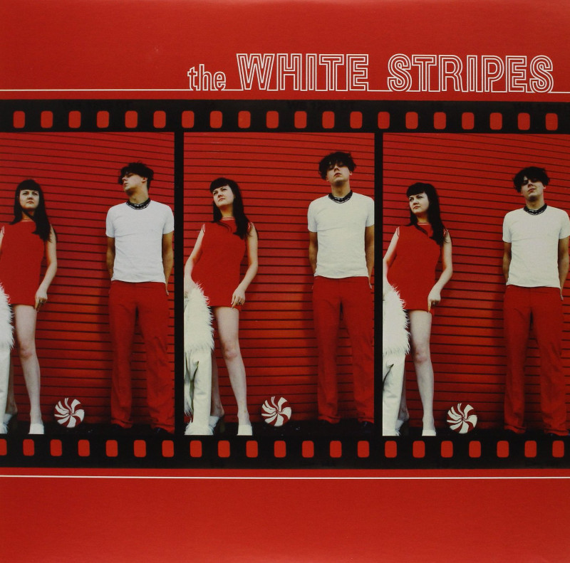 The White Stripes - Self Titled Vinyl LP (TMR042)