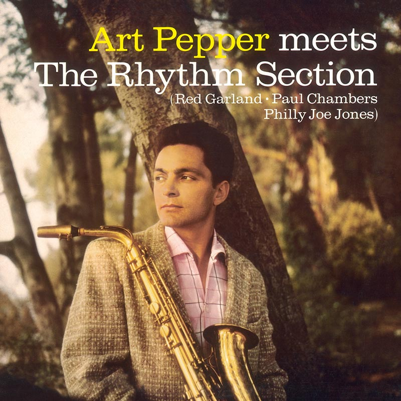 Art Pepper Meets the Rhythm Section Vinyl LP - DOL873H