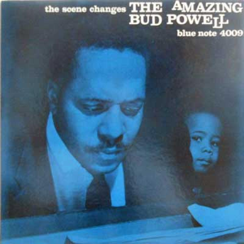 The Amazing Bud Powell ‎– The Scene Changes, Vol. 5 Vinyl LP (Blue Note 4009)