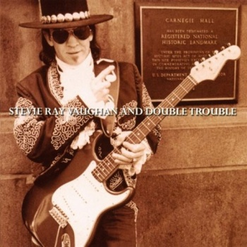 Stevie Ray Vaughan And Double Trouble Live At Carnegie Hall Vinyl LP MOVLP1316
