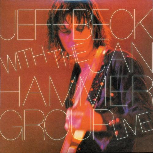 Jeff Beck - With The Jan Hammer Group Live Vinyl LP (MOVLP1335)