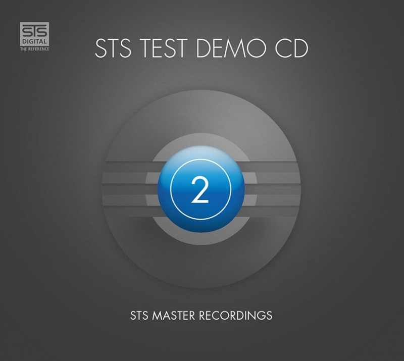 STS Digital: Siltech High End Test Demo CD Vol 2
