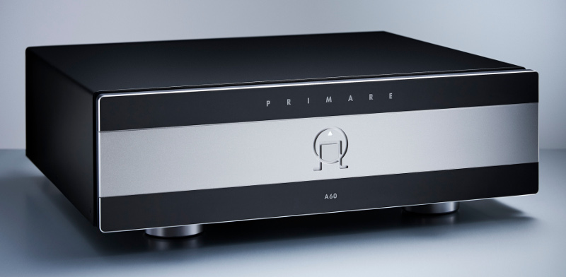 Primare A60 Reference Stereo Power Amplifier