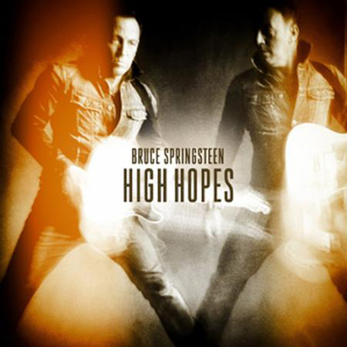 Bruce Springsteen - High Hopes Double 180g Vinyl LP