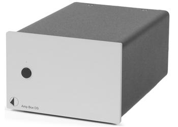 Pro-Ject Amp Box DS Stereo Power Amplifier Black B Grade - Tatty Packaging