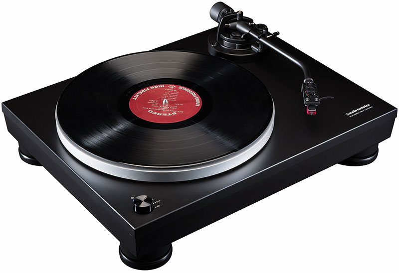Audio Technica At Lp5 Usb Amp Analogue Turntable
