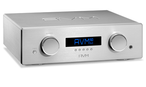 AVM Ovation SD6.2 Preamplifier and Streamer