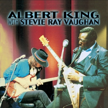 Albert King With Stevie Ray Vaughan - In Sessions Vinyl LP APB7501-45