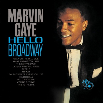 Marvin Gaye - Hello Broadway - Vinyl LP (5353648)