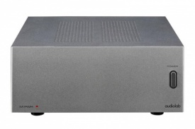 Audiolab M-PWR Power Amplifier (SILVER)