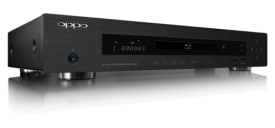 OPPO BDP-103EU Universal Network Blu-ray Player