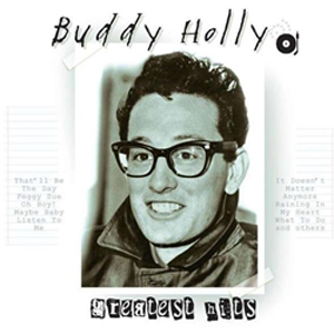 Buddy Holly - Greatest Hits Vinyl LP