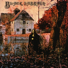 Black Sabbath - Black Sabbath Vinyl LP[1]