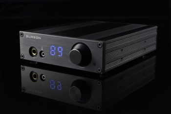 Burson Play DAC & Headphone Amplifier