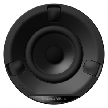 Bowers & Wilkins CCM632 1-Way In-Ceiling Speakers (Pair) - Black