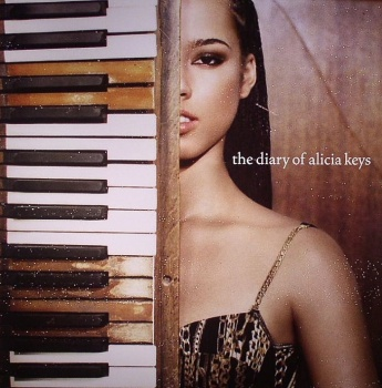 Alicia Keys - The Diary Of Alicia Keys 2 x Vinyl LP's (82876557121)