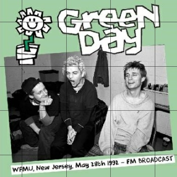 Green Day - Live WFMU New Jersey May 28th 1992 - FM Broadcast Music CD (RAID332)