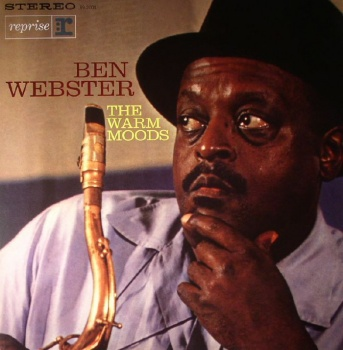 Ben Webster - The Warm Moods 180g Vinyl LP PPANR92001