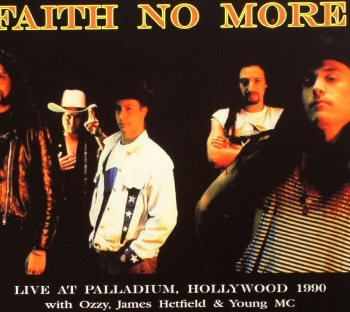 Faith No More - Live At The Palladium, Hollywood 1990 CD BRR6023