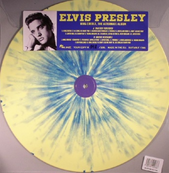Elvis Presley - King Creole, The Alternative Album VINYL LP SUITABLE1346