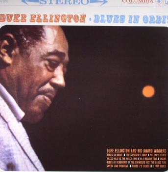 Duke Ellington - Blue In Orbit Vinyl LP APJ056