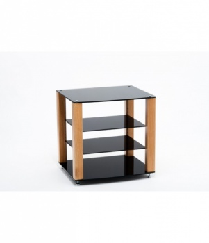 Custom Design Cuba 504 4 Shelf HiFi Equipment Stand