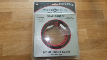 WireWorld Starlight 5.2 HDMI Cable 9.0m