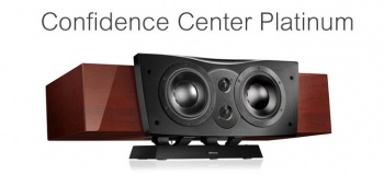 Dynaudio Confidence Centre Platinum - Centre Speaker