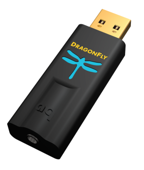 AudioQuest DragonFly Black USB DAC