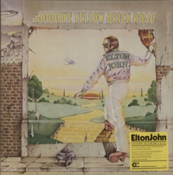 Elton John - Goodbye Yellow Brick Road 2x 180g Trifold Vinyl LP - Mercury 375349-5