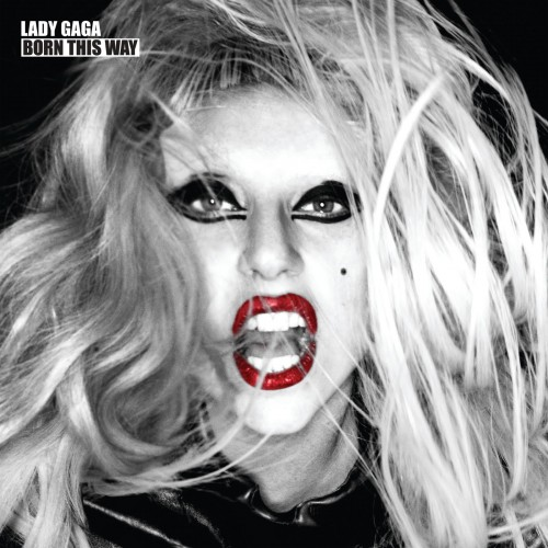 Lady GaGa - Born This Way 180g Vinyl LP