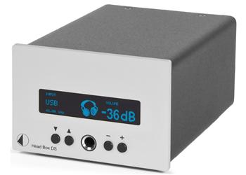 Pro-Ject Head Box DS Headphone Amplifier