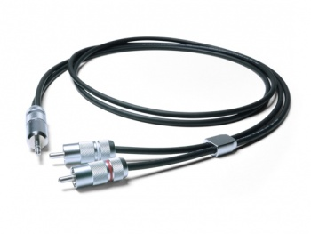 Oyaide HPC-35R 1.3m J2P (3.5mm Jack to Phono) Cable