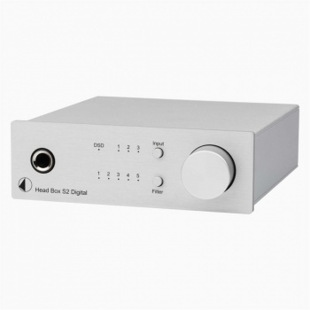 Pro-Ject Head Box S2 Digital Headphone Amplifier